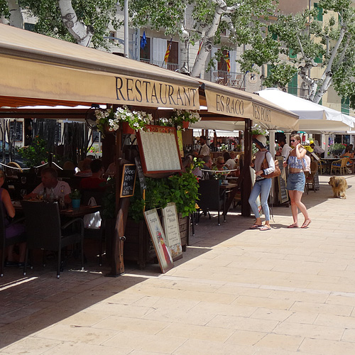 Touristinfo-Palma de Mallorca
