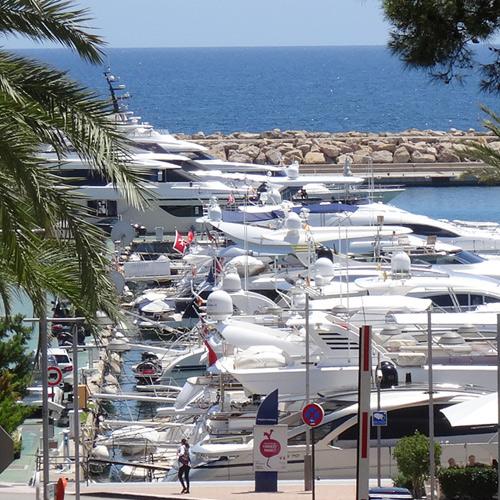 Luxus Yacht Häfen Mallorca