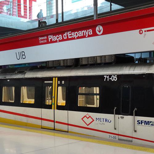 S-Bahn/Metro Mallorca