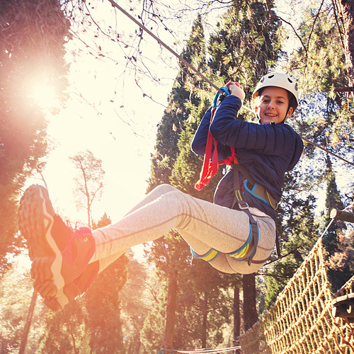 Aktivitäten-für-Kinder Sportlich-aktiv
